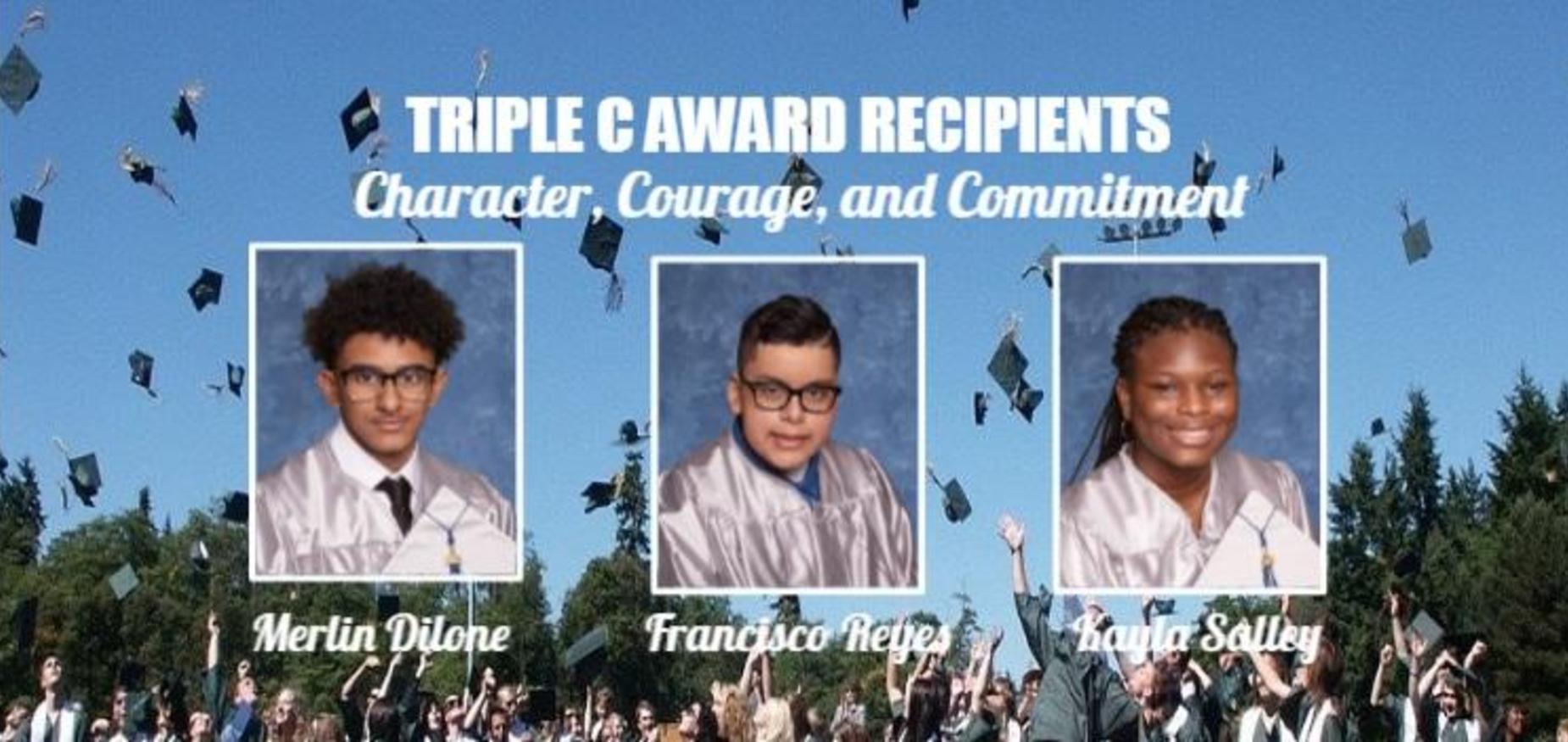 triple C award winners