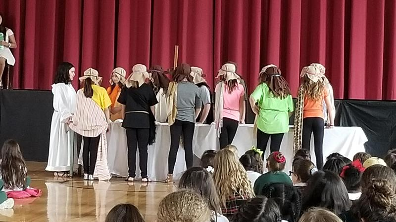 5th Grade Passion Play Featured Photo