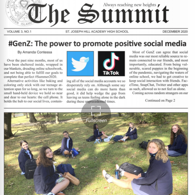 The Summit's latest edition is out! Featured Photo