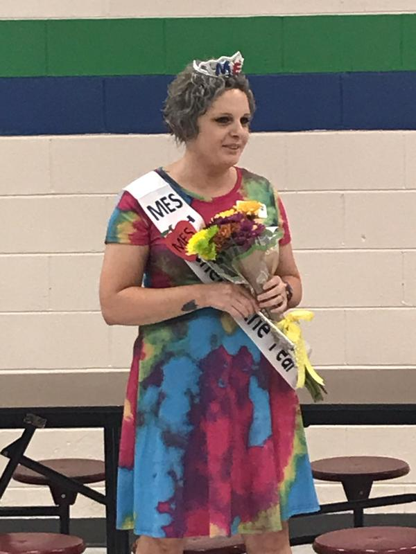Maxwell Teacher of the Year Beth Shedd Featured Photo