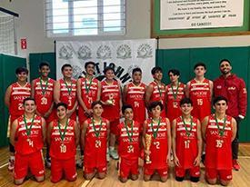 CSJ 🏀 Juvenil CAMPEÓN Torneo St. John's Thumbnail Image
