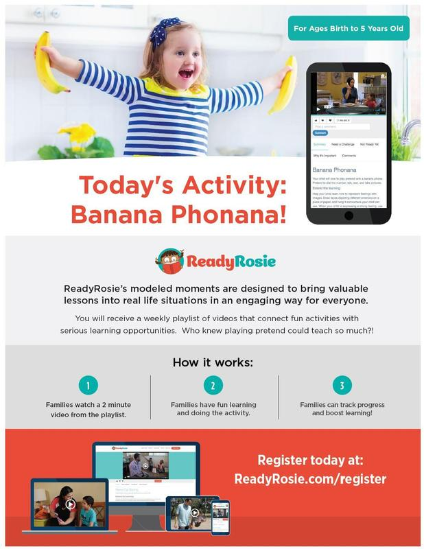 Readu Rosie PreSchool App