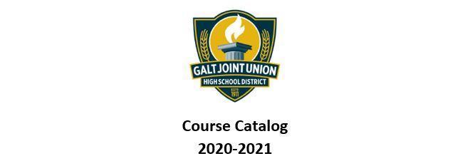 GJUHSD Course Catalog 2020-2021 Thumbnail Image