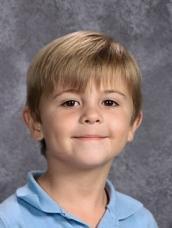 John Tarrant, 3rd Grade