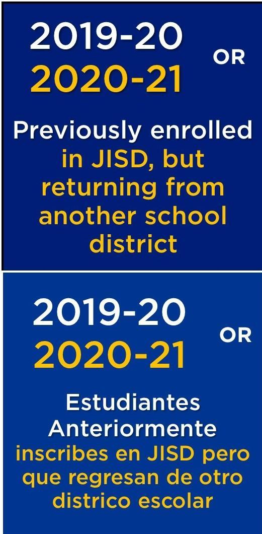 previous jisd student enrollment