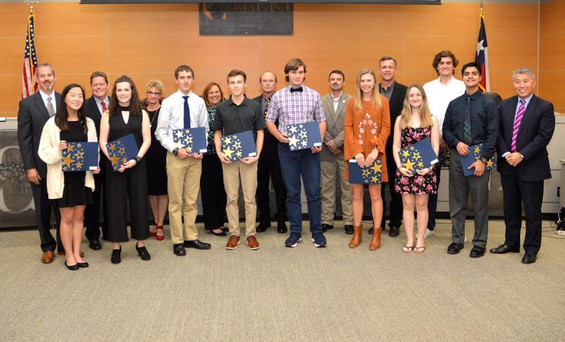 National Merit Recipients