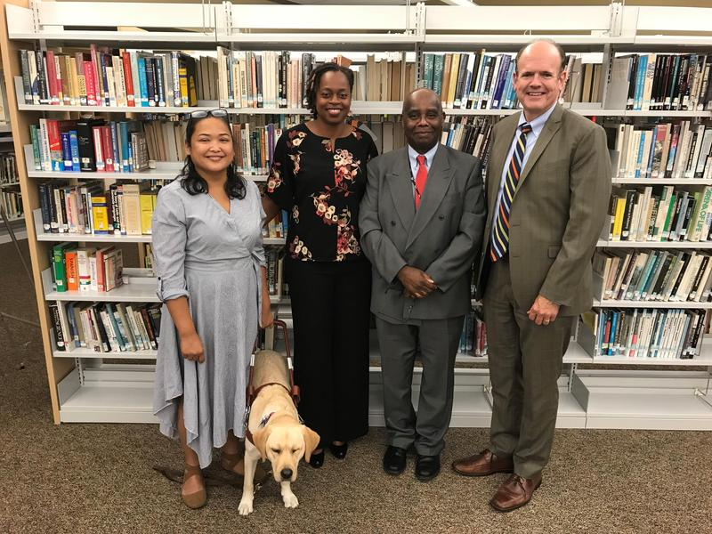 Bordentown School District welcomes Ms. Chifonda Henry Featured Photo