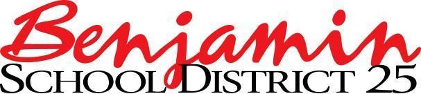 Benjamin School District 25 Logo