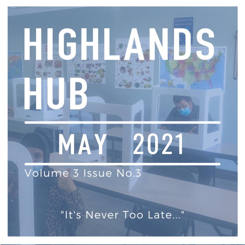 Highlands Hub - May