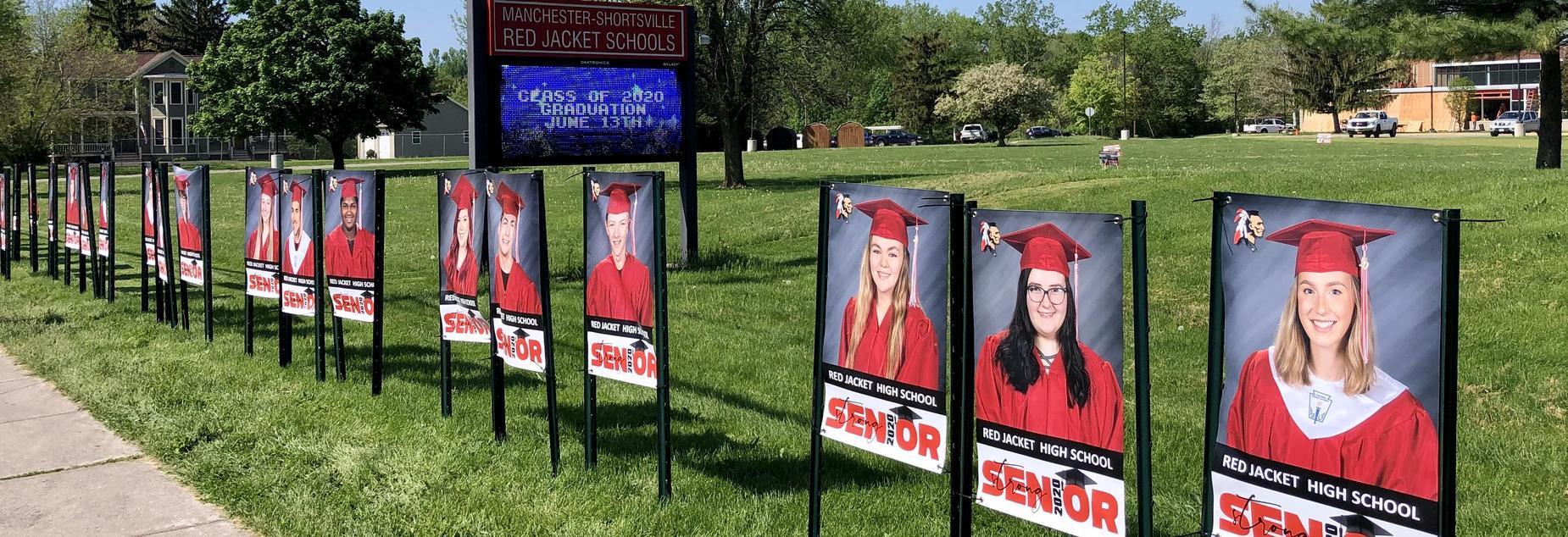 Senior Banners 2020