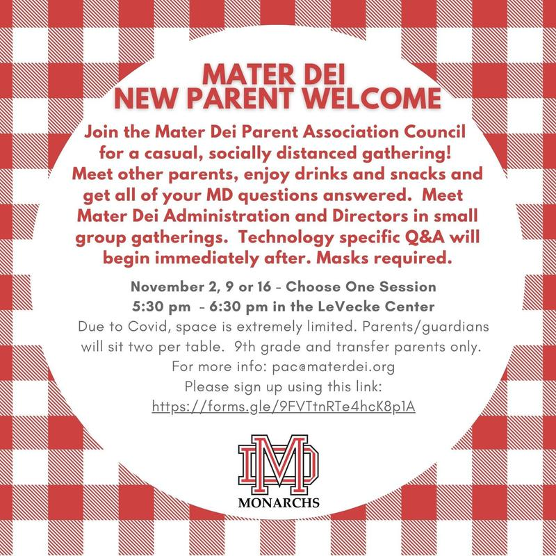 New Parent Welcome Featured Photo