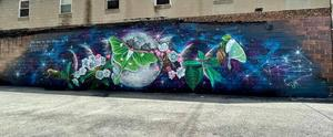 Finished Mural