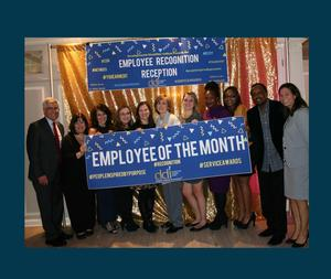 DDI's employees of the month