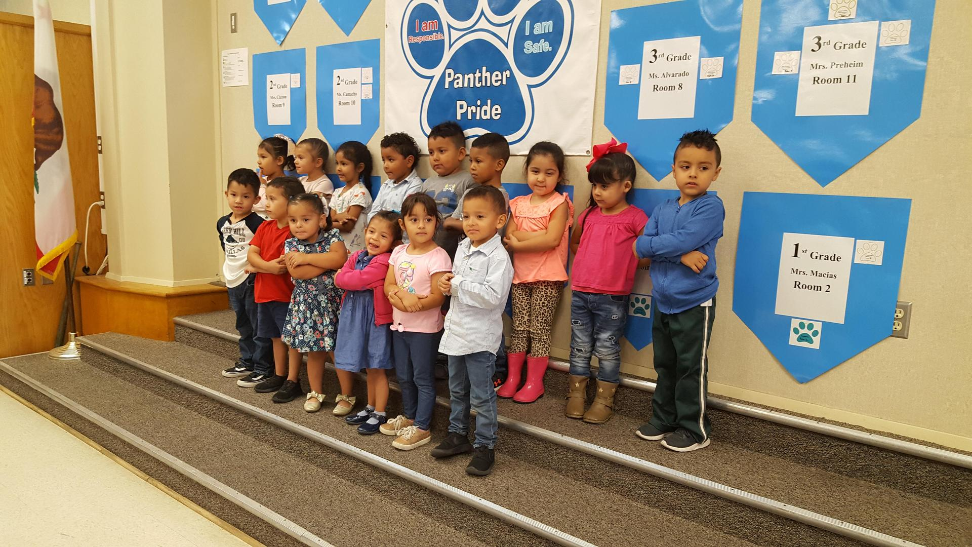 Preschool PTC Performance