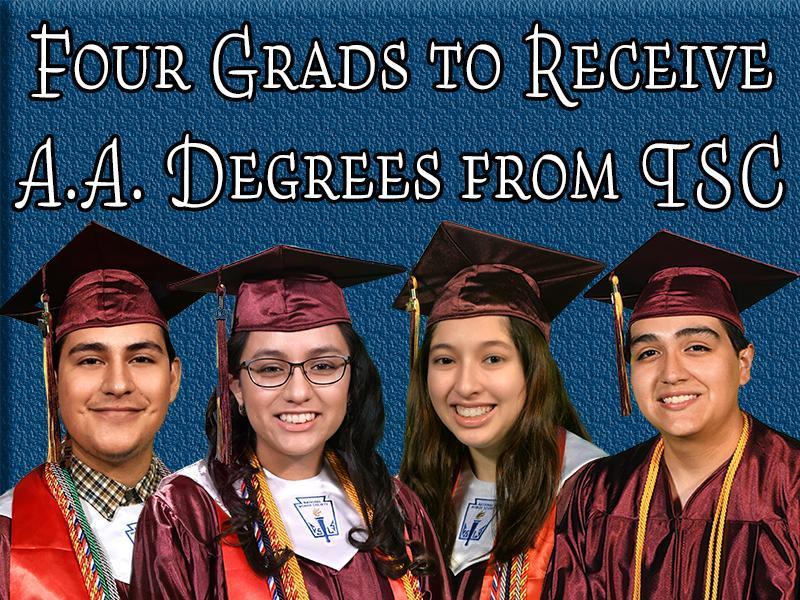 A.A. degrees
