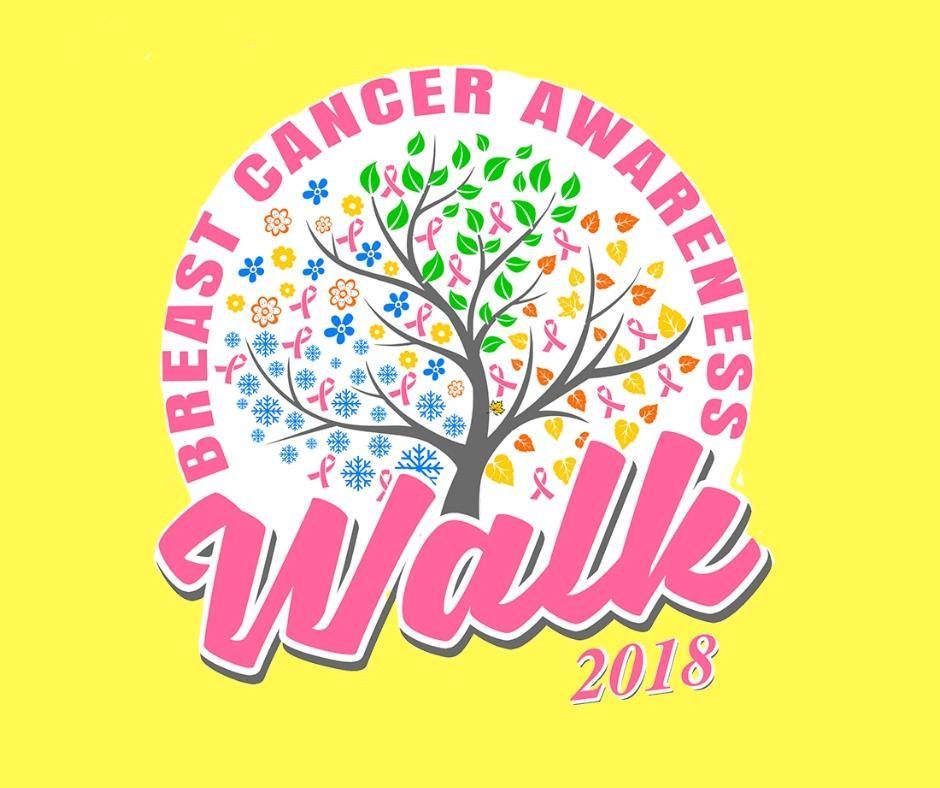 Breast Cancer Walk 2018 Thumbnail Image