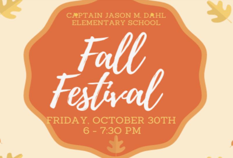 Fall Festival October 2020