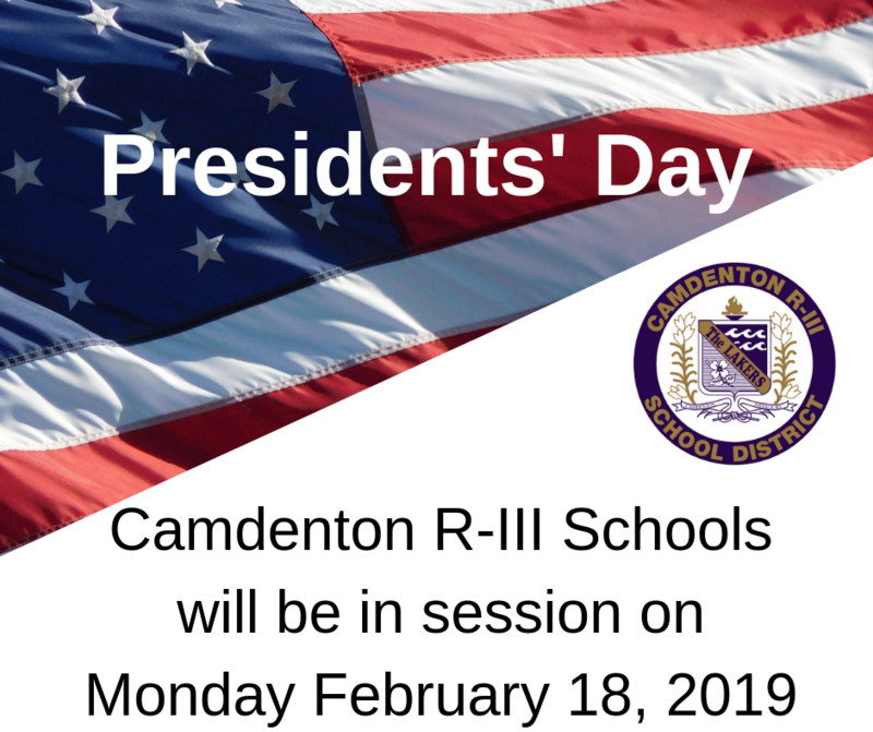 Presidents' Day -  school will be IN SESSION Featured Photo