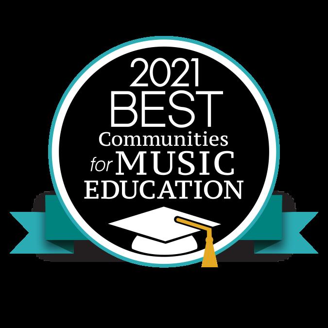 NAMM Best Community for Music Education 2021