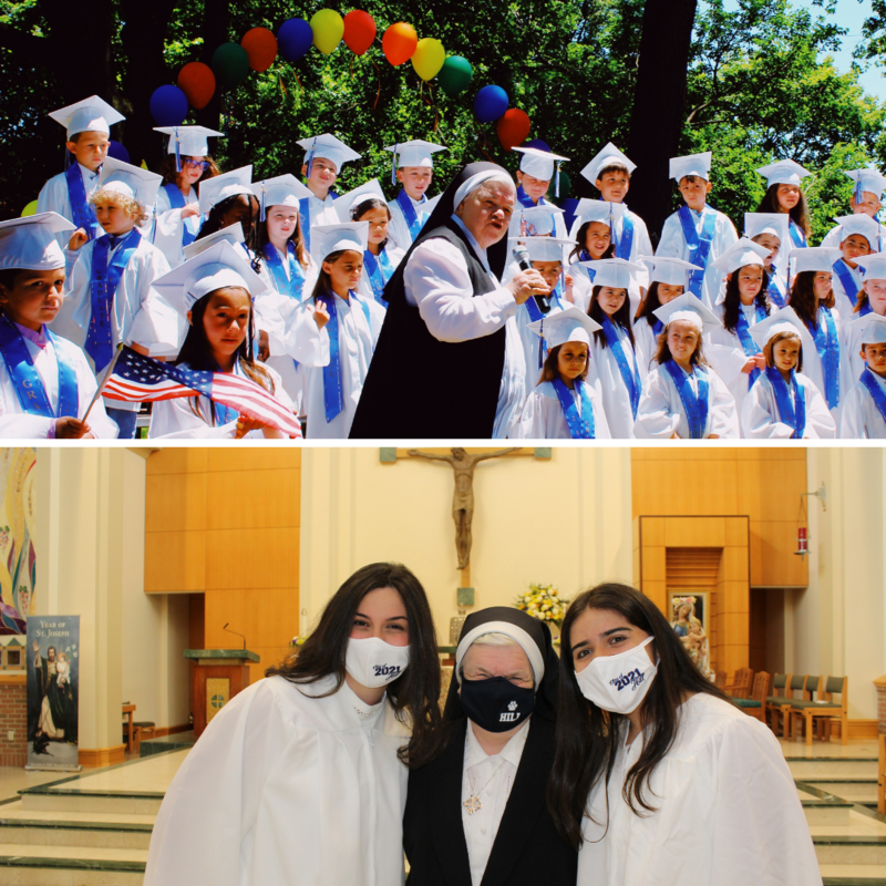 Sister Mary Coffelt, F.D.C. shares an end-of-year message with Hill Community Featured Photo