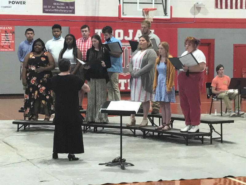 NEHS Chorus