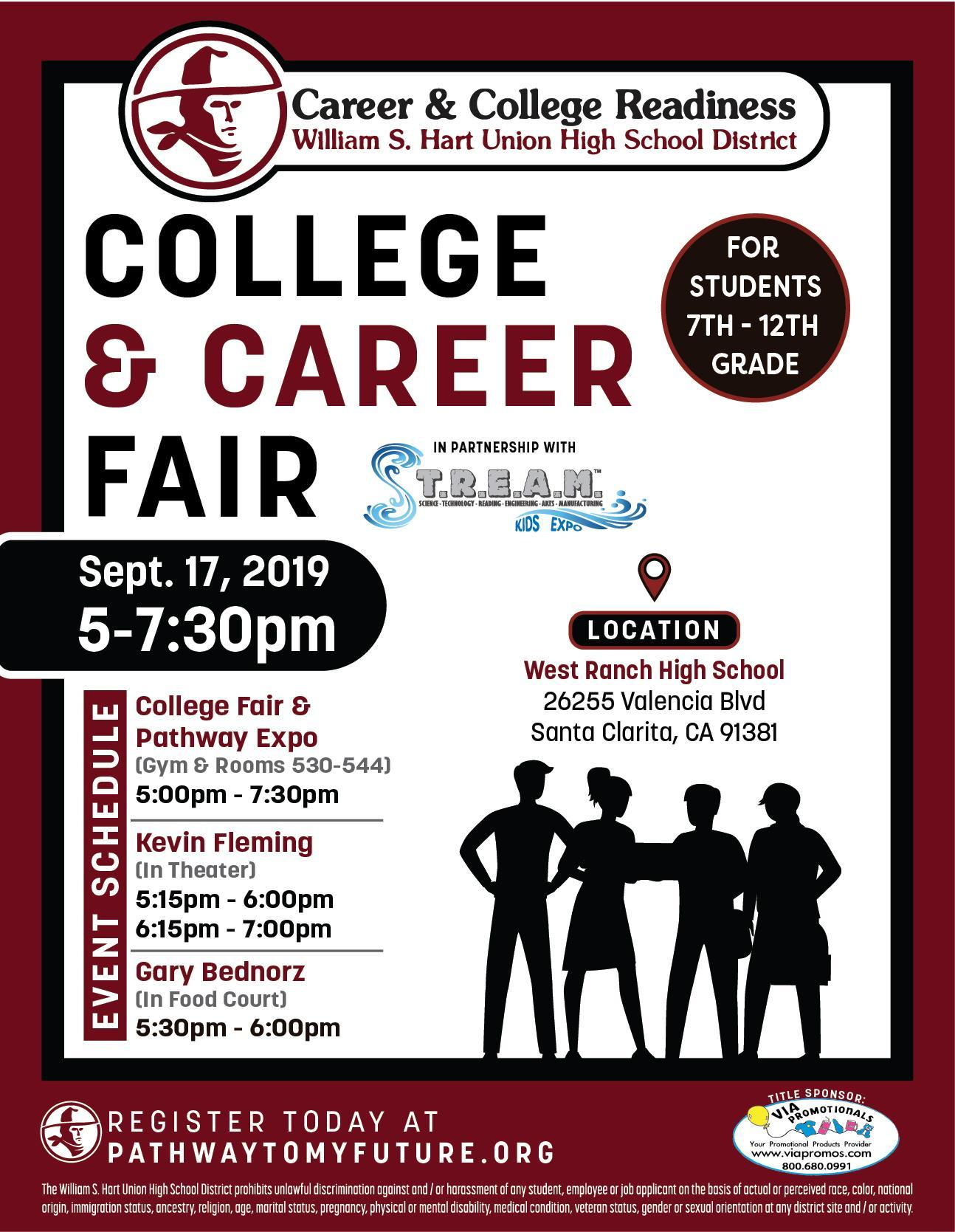 college fair flyer 1