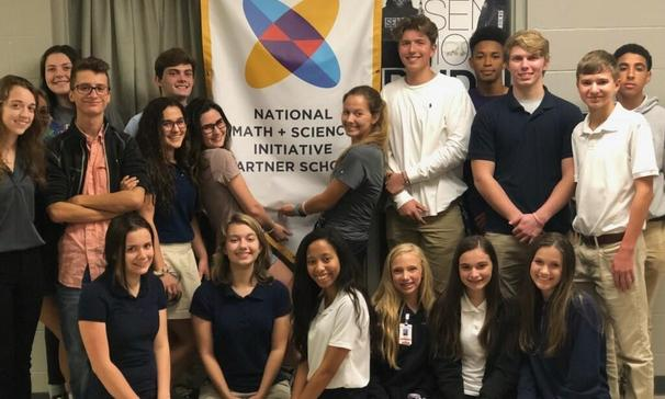 National Math + Science Initiative Program