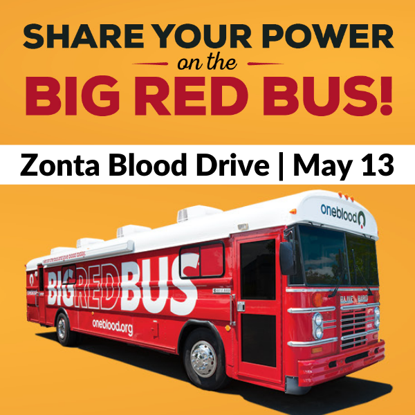 Zonta Blood Drive