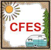 CFES Camping Logo