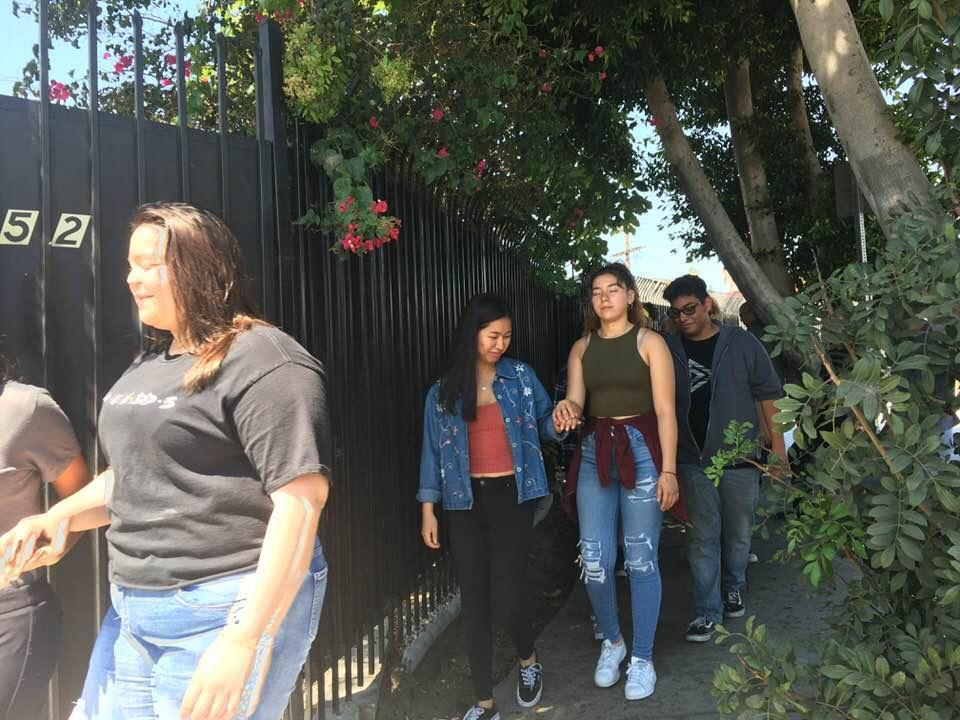 LAHSA Internships - Shakespeare Center Los Angeles