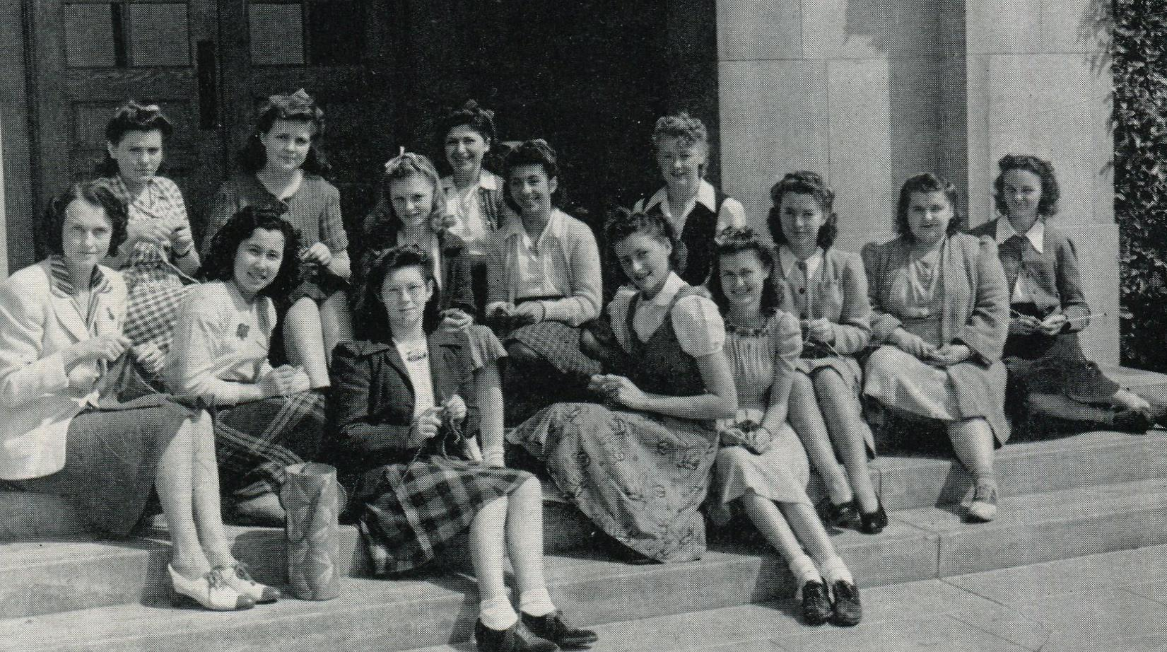 Girls of the 40s