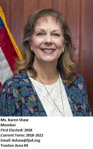 Board Member Karen Shaw