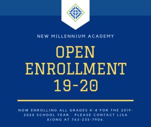 Enrollment 19-20