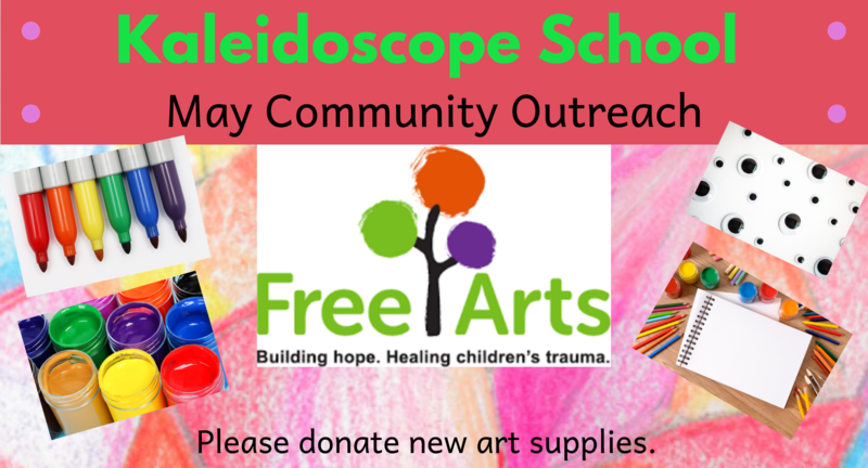 May's Community Outreach Featured Photo