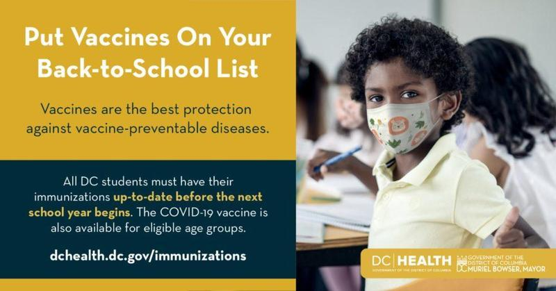 Student Vaccination Update!!! Featured Photo