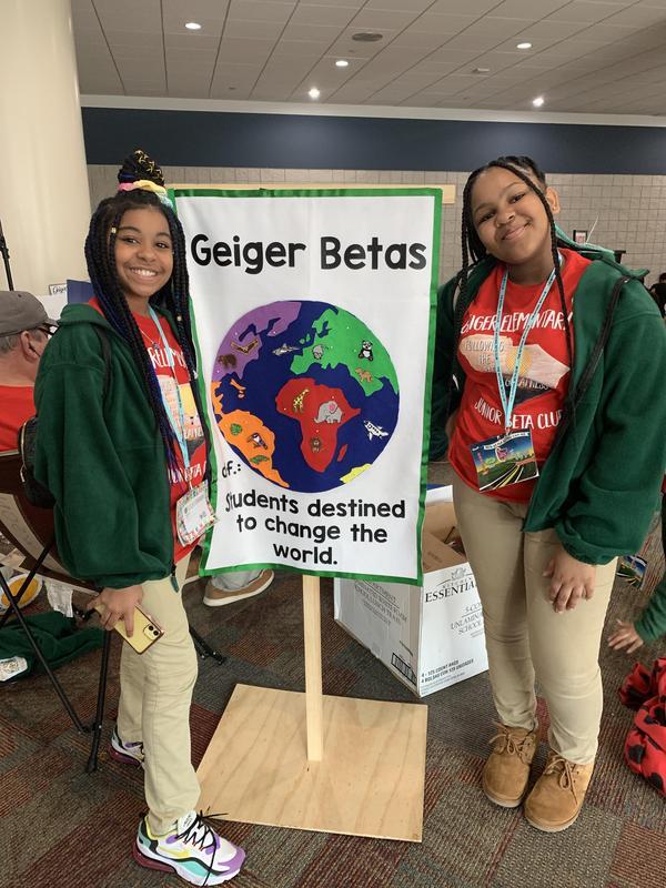 students at Beta