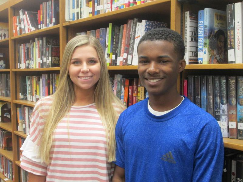 Sydney Kate Candler and R. J. Norman