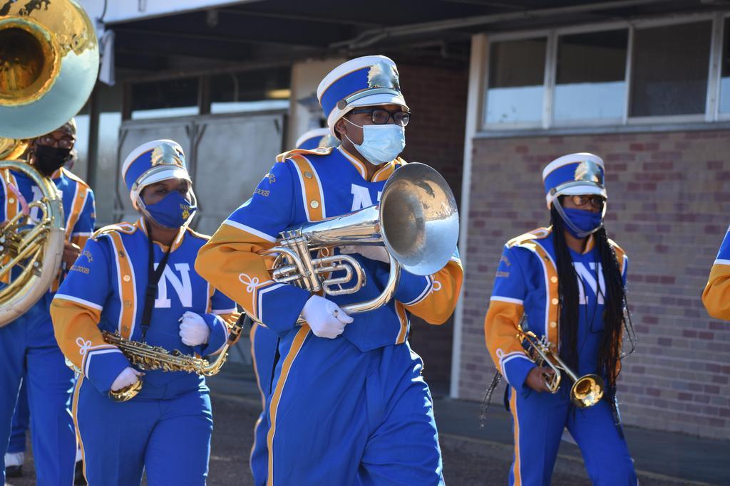 Natchez High School Groundbreaking