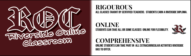 Riverside Introduces Riverside Online Classroom (ROC) Featured Photo