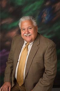 Principal Gilbert Galvan