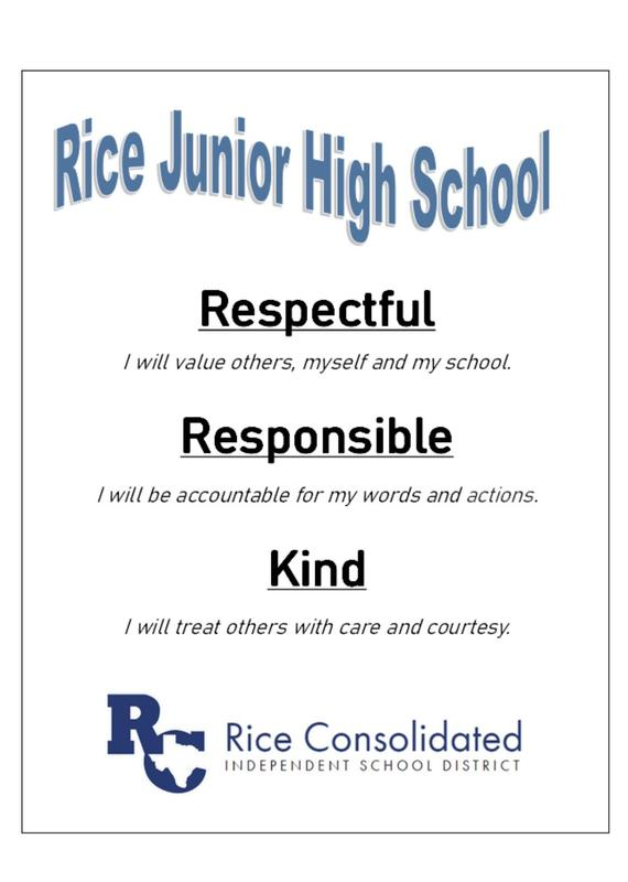 RJHS Campus Values Established Featured Photo