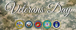 veterans day canva