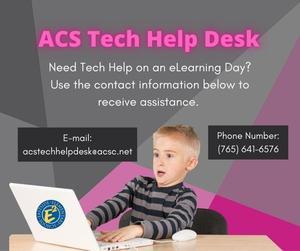 ACS Help Desk info