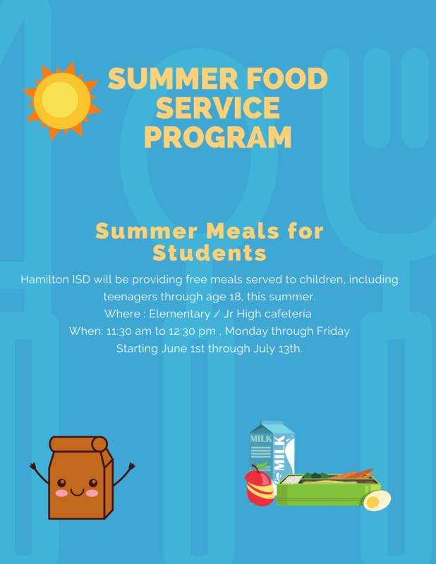 Summer Meal Program Thumbnail Image