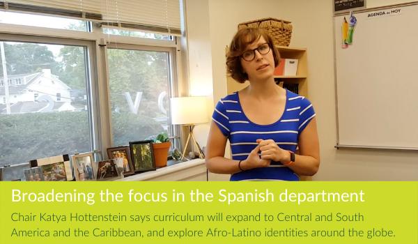 Spanish department