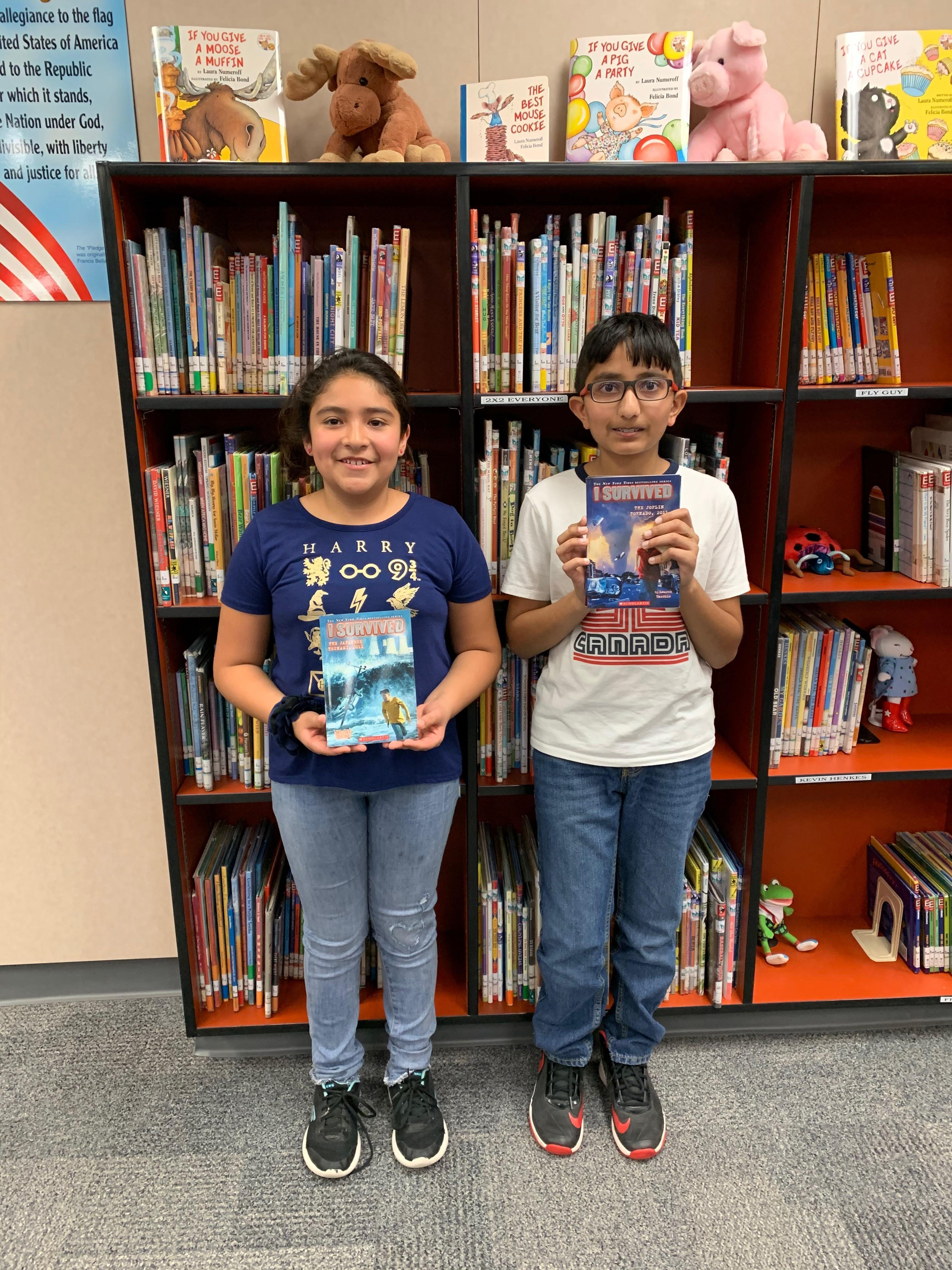 First Six Weeks 5th Grade Top Readers
