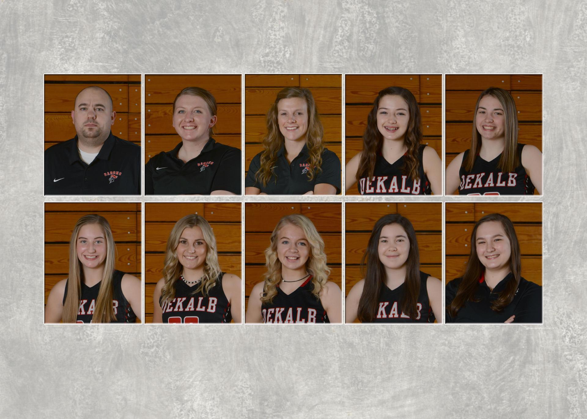 2020-2021 JV Girls Basketball