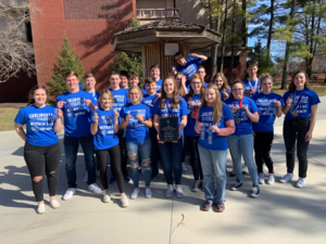 CHS Math Team finishes first at Regional