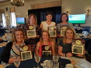 Teachers of the Year and Education Services Professional