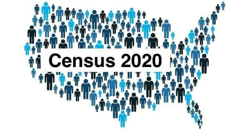 Census 2020 Logo